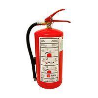 Øvrigt brandmateriel