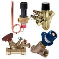 Regulerings ventiler