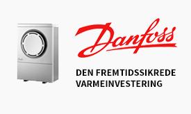Se varmepumper fra Danfoss